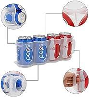 Organizador portátil de la lata de soda para el estante del ...