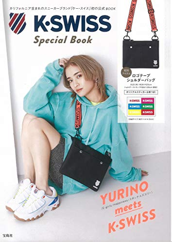 K-SWISS Special Book 画像 A