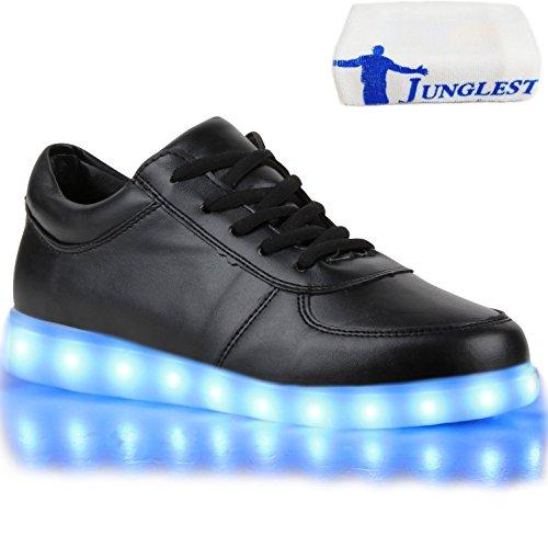 Handtuch Mädchen 7 c9 JUNGLEST® LED Turnschuhe Trainer Kinder Sneakers führte kleines Jungen Farben Present leuchten Sportschuh 5qfFWF