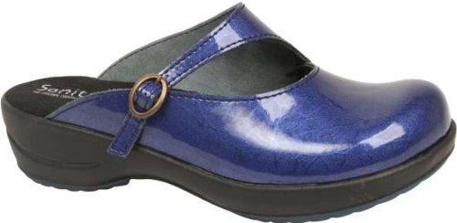Clogs Pearl Sanita Lottie Blue Women's Zggqd4w