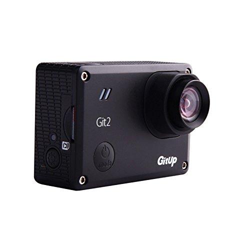 GitUp GIT2 Action Camera, Standard Edition, Black