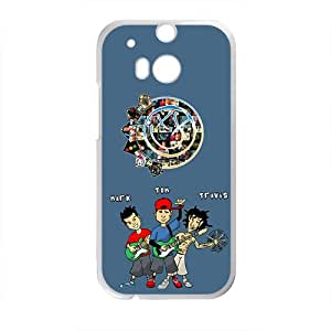 Cute Rock Band Brand New And High Quality Hard Case Cover Protector For HTC M8