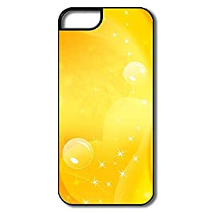 Cute Bright Bubbles Pc Case Cover For IPhone 5/5s