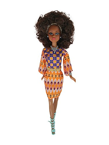 Queens Africa Black Doll WURAOLA product image