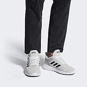 Asweerun Shoes White Womens | Adidas running shoes, Adidas
