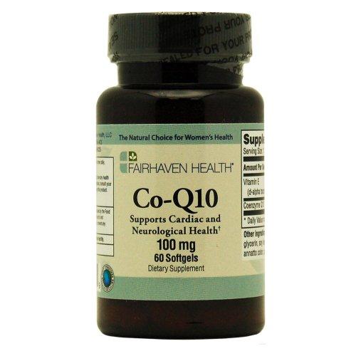 Коэнзим Q10 для плодородия