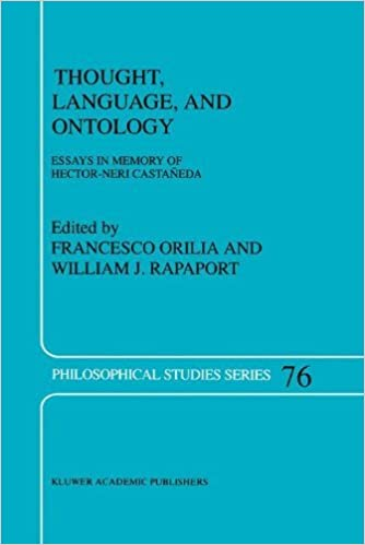 thought language and ontology essays in memory of hector neri  thought language and ontology essays in memory of hector neri castaneda philosophical studies series 1 998th edition kindle edition