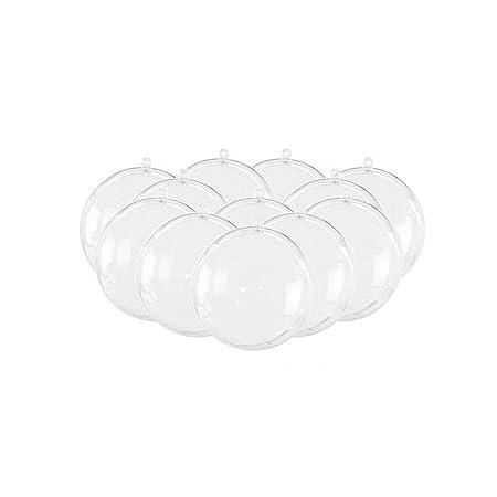 AIFUDA cuerda de cristal el/ástica para hacer pulseras de cuentas de bricolaje 4 rollos de hilo el/ástico transparente de 328 pies 0,6//0,7//0,8//1 mm