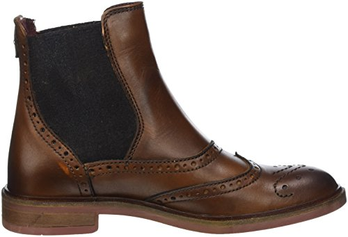 Marc Opolo Damen Chelsea Boot Braun (whisky)