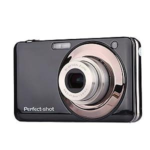 PowerLead PLDH15 2.7 Inch TFT 5X Optical Zoom 15MP 1280 X 720 HD Anti-shake Smile Capture Digital Video Camera