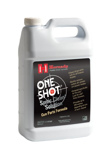 Hornady 043361 Lock-N-Load Sonic Gun Parts Cleaner Solution, ()