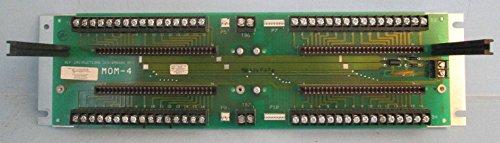 (Cerberus Pyrotronics MOM-4 315-090404 PLC Board Fire Alarm Module Siemens)