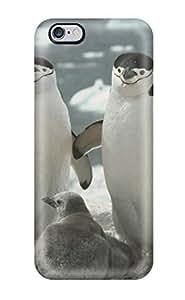 Excellent Design Penguin Picture Phone Case For Iphone 6 Plus Premium Case