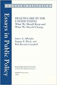 health care in united states essay Essay about healthcare system in the united states question 1: one of the historical factors shaping the current reform in healthcare system in the united states is settlement and risk avoidance the need to progress and prevent unavoidable risks related to health care has pushed for more reforms in the us heath care system.