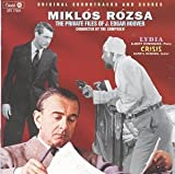 Conducts J Edgar Hoover Private Files by Miklos Rozsa