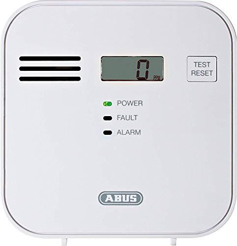 41nLsPuVjuL ABUS Kohlenmonoxid-Warnmelder COWM300 CO-Melder   LCD-Display inkl. CO-Konzentration   7 Jahre Sensor   Prüftaste   bis…