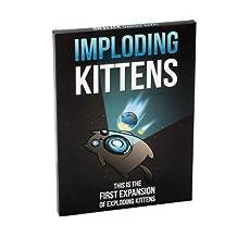 Imploding Kittens-exploding kittens Card Game