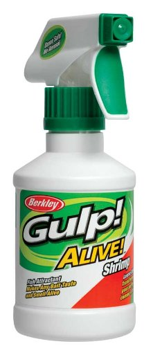 Alive Shrimp (Gulp! Alive! Attractant)