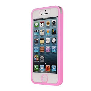 Silver Back 2395 violeta con elegante diseño de marco Apple iPhone 5S
