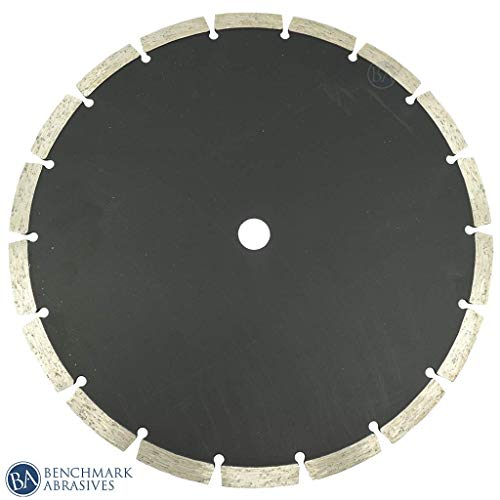 Diamond Blades Abrasive Segmented - Benchmark Abrasives Premium Segmented Diamond Blade (10