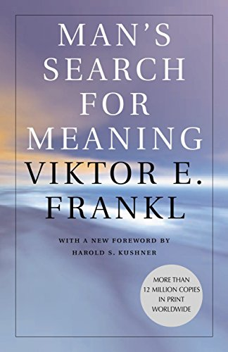 (Man's Search for Meaning)