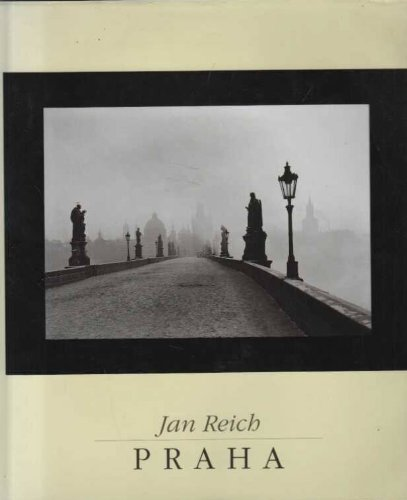 8090123945 - Jan Reich: PRAHA (Prague) - Kniha