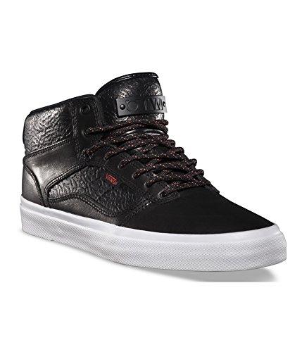Vans OTW Bedford Emboss Sneaker Black White US Men's Size 11