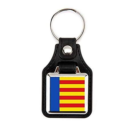 Llavero Bandera Comunidad Valenciana | Llavero Bandera ...