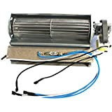 VICOOL Replacement Fireplace Fan Blower and Heating Element for Heat Surge Electric Fireplace