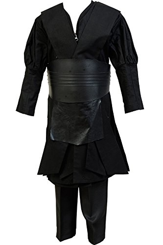 [Child's Star Wars Costume Darth Maul Cosplay Uniform] (Child Darth Maul Costumes)