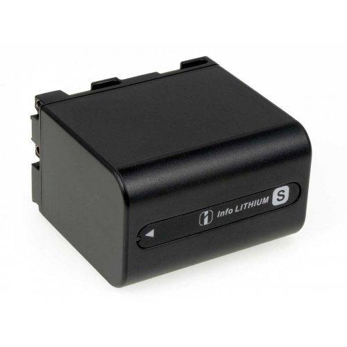 Li-Ion 3,6V Powery Battery for Video Camera Sony DCR-PC5E 4200mAh