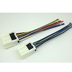 car stereo cd player wiring harness adapter. Black Bedroom Furniture Sets. Home Design Ideas