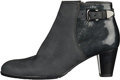ara43476-06 - botines de caño bajo Mujer Gris - gris
