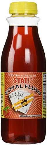 Sarken Stat! Royal Flush Multi-Vitamin Power Cleanser