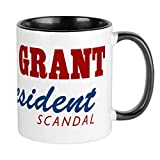 CafePress Mellie Grant For President Scandal Mugs Unique Coffee Mug, Coffee Cup