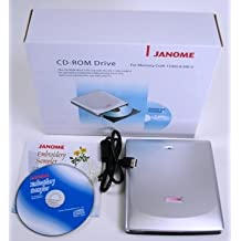 Janome CD-ROM Drive