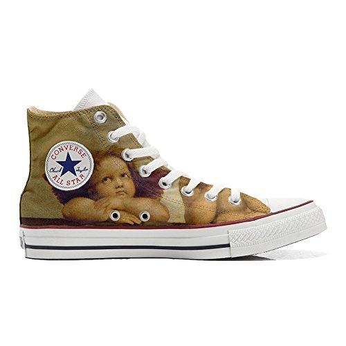 Converse All Star zapatos personalizados (Producto Handmade) Michelangelo