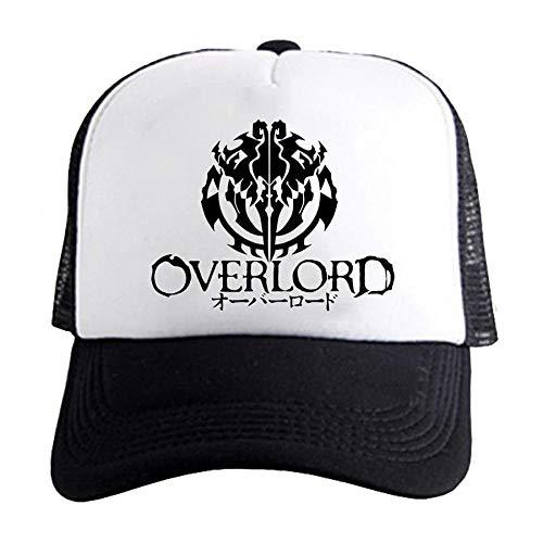 YXSM Anime Overlord Hat Baseball Cap Cosplay Albedo