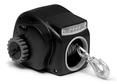 Trac Outdoor T10121 TW Series Small Craft Electric Trailer Winch