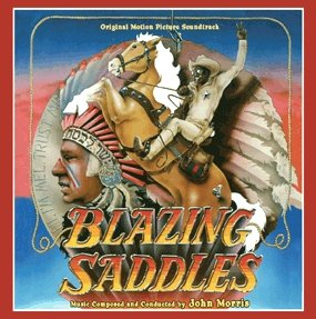 Blazing Saddles Original Picture Soundtrack product image