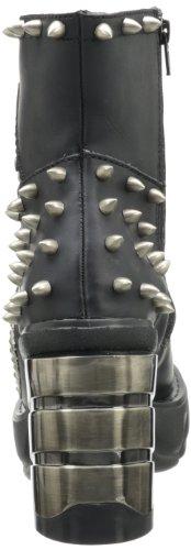 Damen Kurzschaft Demonia Stiefel 64 Sinister qwSnWEz8R