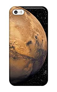 AnnaSanders Perfect Tpu Case For Iphone 5/5s/ Anti-scratch Protector Case (planets Sci Fi People Sci Fi)