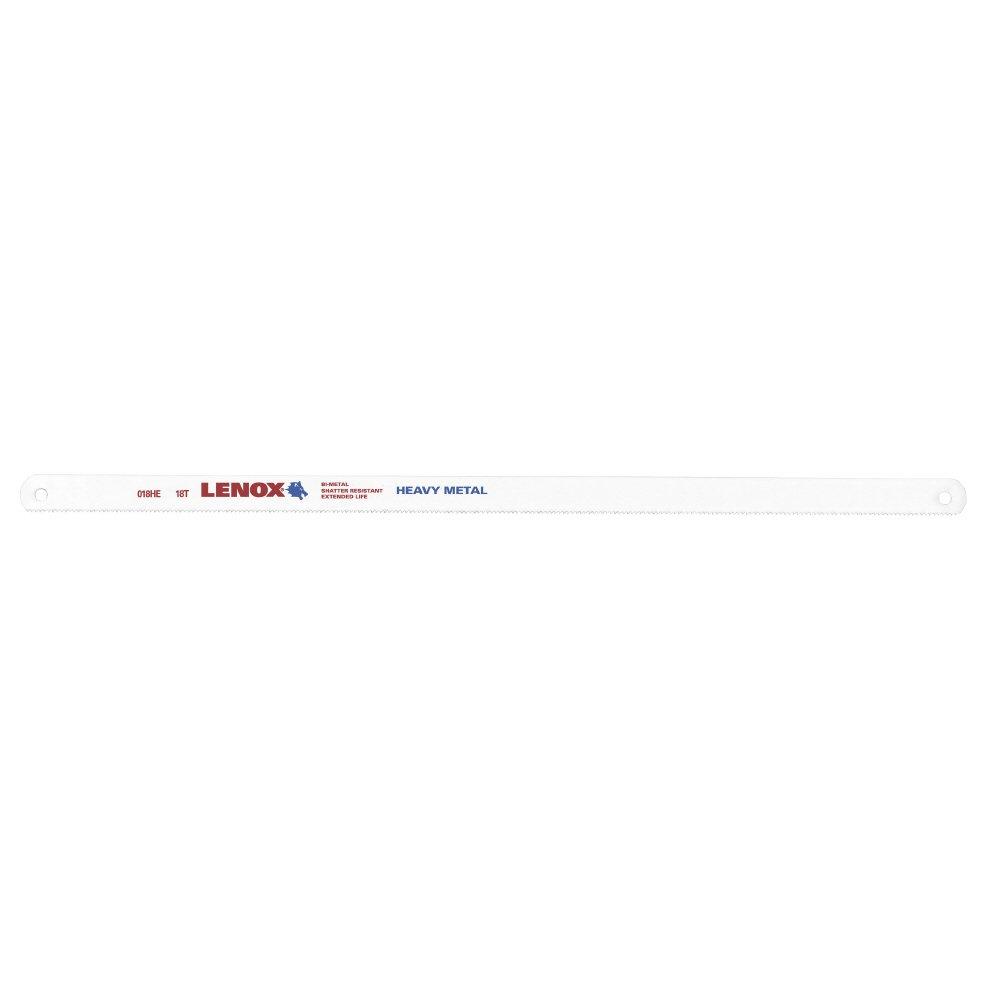 LENOX Tools Hacksaw Blade, 10-inch, 32 TPI, 10-Pack (20142V032HE)