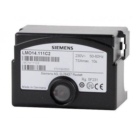 Siemens (landis) - Control box LANDIS & GYR STAEFA - SIEMENS fuel - LMO14 111A2 or B2 - : LMO14 111C2