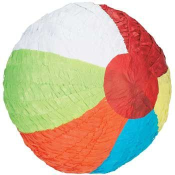 Disco Ball Pinata - Beach Ball