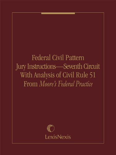 Federal Civil Pattern Jury Instructions Seventh Circuit With