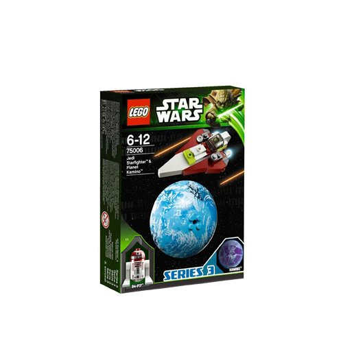 LEGO Star Wars Jedi Starfighter and Kamino (75006), Baby & Kids Zone