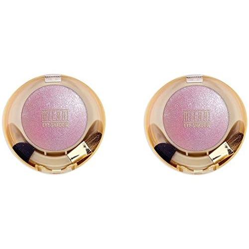 Milani Runway Eyes Eye Shadow, 05 Girls Love Pink (Pack of 2)