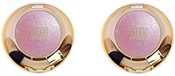 Milani Runway Eyes Eye Shadow, 05 Girls Love Pink Pack of 2