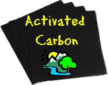 16 x 21 Activated Carbon air filter refill pads